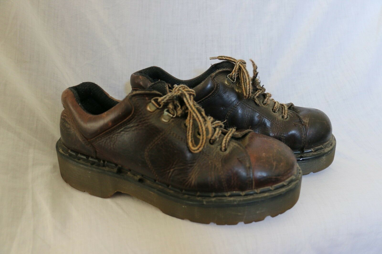 Women's Dr. Martens Airwair - Brown Size UK 7 - 2062181 - Made in England -