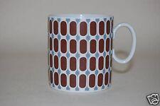 Kaffeetasse Medaillon braun grau Thomas Porzellan