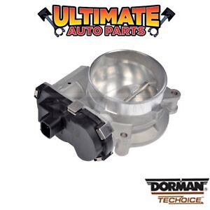 Image Is Loading Throttle Body Valve For 6 0l V8 09