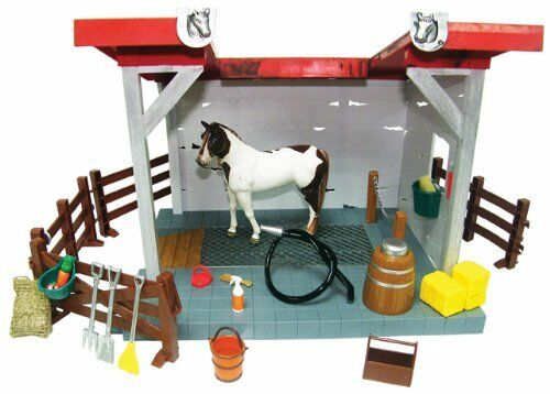 Saddle Pals Horse Care Set with Accessories (BT322)