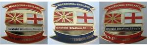 Macedonia-v-England-Euro-2008-Qualifier-6-September-2006-Pin-Badge