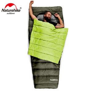 Naturehike-Ultralight-Schlafsack-Baumwolle-Lazy-Bag-fuer-Wandern-Camping-Reisen