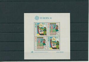 Portugal-1981-Mi-Bloc-32-Neuf-MNH-Plus-Boutique
