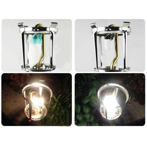 10 Pcs//kit  Universal Gas Lantern Mantles Replacement For Camping Hiking Lights