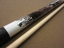 Players D-GR DGR Grim Reaper Pool Cue w/ Mz Grip Technology FREE Shipping