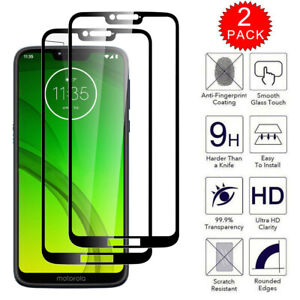 For-Motorola-Moto-G7-Power-G7-Supra-9H-Hardness-Tempered-Glass-Screen-Protector