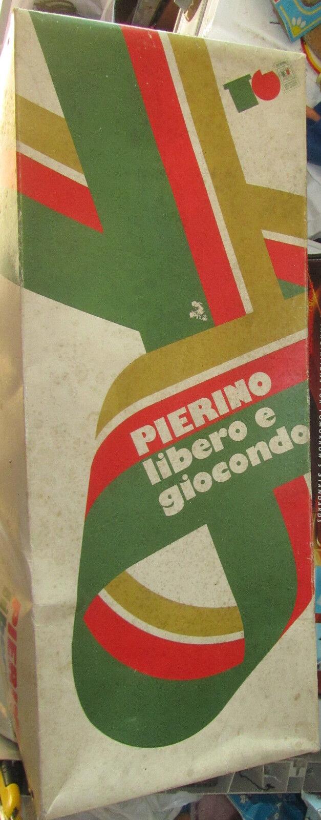 Pierino Libero e Giocondo con scatola scatola scatola Bambolotto ciccio bello SPESE GRATIS bcacc5