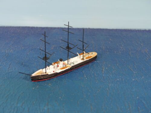 "Hai Schiff 1:1250 Russ Kreuzer /"" GENERAL-ADMIRAL/""  HAI 921 OVP"