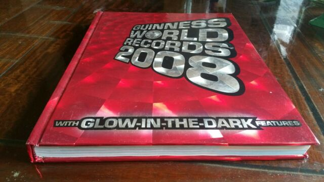 Guinness World Records 2008 by Guinness World Records Limited Hardback Like New