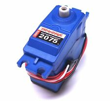 E-MAXX Brushless 2075 SERVO Waterproof, e-revo slash T-maxx Summit Traxxas 3908