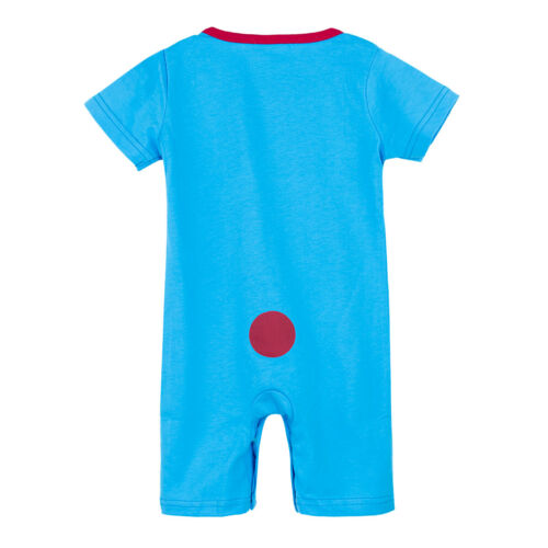 Baby Boy Romper Costume Toddler One Piece Playsuit Infant Anime Cosplay Jumpsuit