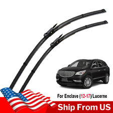 Windshield Wiper Blades For Buick Enclave Lucerne Front Window Wipers 24 21