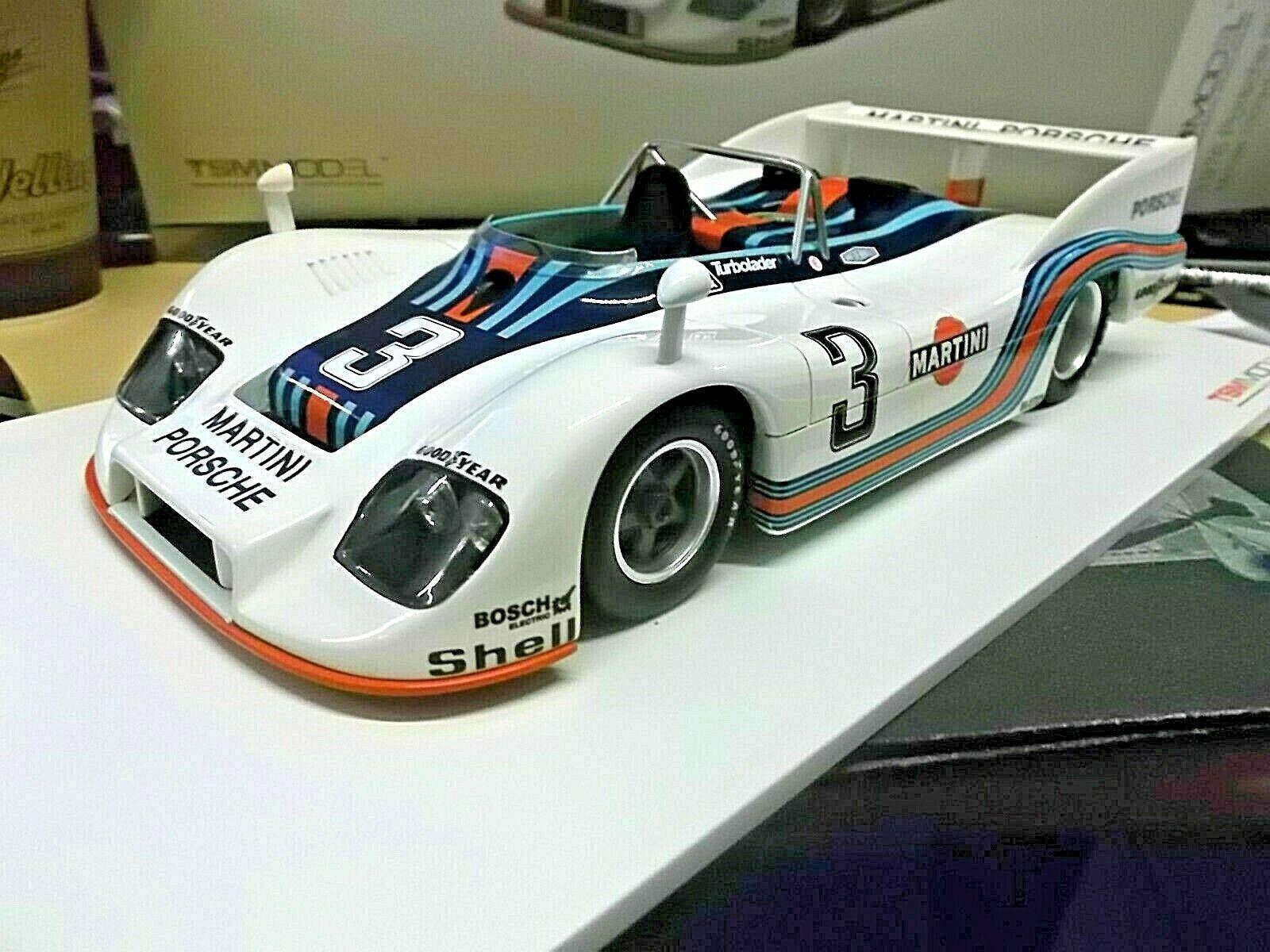 Porsche 936 76 936 76 Winner 1000 KM Monza 1976  3 Ickx Martini SP TSM 1 18