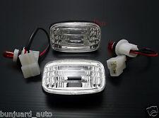 2 FENDER TURN LIGHT SIDE INDICATOR TOYOTA HILUX MK4 MK5 Landcruiser 80 100 serie