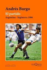 FIFA WORLD CUP 1986 The Match ARGENTINA vs ENGLAND BOOK El partido