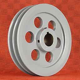 2BK45-1-3//8 BTS SHEAVE B SECTION 2 GROOVE FACTORY NEW!