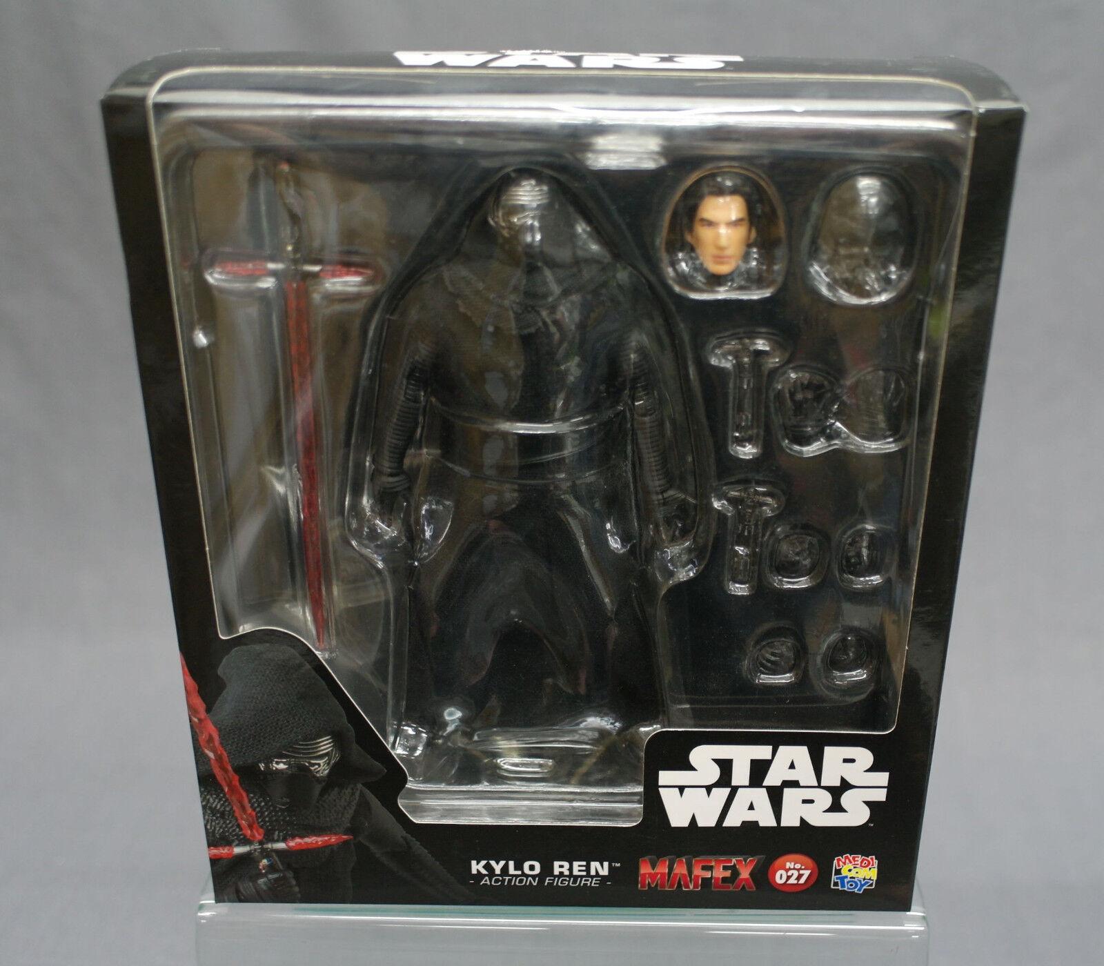 MAFEX No.027 estrella guerras The Force Awakens KYLO REN Medicom giocattolo nuovo JAPAN nuovo