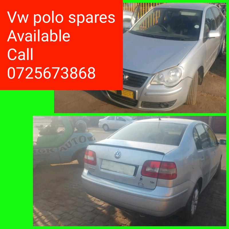 vw polo spares available call us