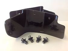 BMW R1150 GS R1150 GSA Wind Deflectors Black,made In The Uk New.