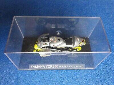 162 Yamaha Yzr250 O. Jacque 2000 Scala 1: 24 Box Cvgm3/19