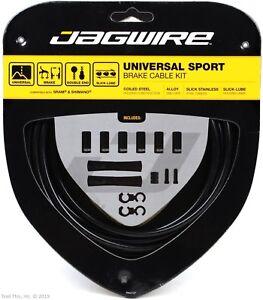 Jagwire Universal Sport Bike Brake Cable Amp Housing Kit