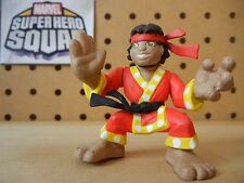 Marvel Super Hero Squad HAND-PAINTED PROTOYPE Master of Kung Fu SHANG-CHI