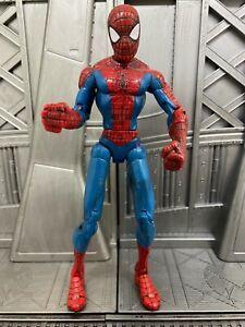 Marvel-Legends-Toybiz-Super-Poseable-SPIDER-MAN-Classics-6-034-Action-Figure