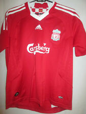 "Liverpool 2008-2010 Home Football Shirt Childrens 30""-32""  16200"