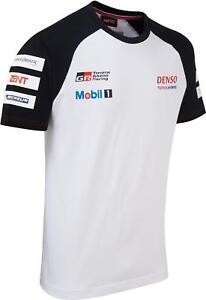 Dettagli su TOYOTA GATTINO Racing Team da uomo T shirt mostra il titolo originale