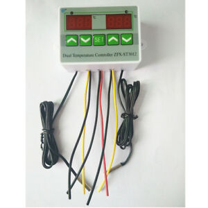 AC-220V-DC-12V-2-in-1-Digital-Display-Temperature-and-Humidity-Controller