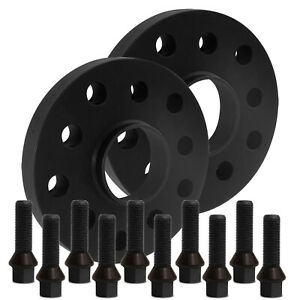 Blackline-Spurverbreiterung-40mm-mit-Schrauben-schwarz-BMW-X5-E70-X70-2006-2013