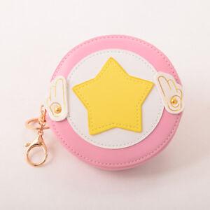 Lolita-Girls-Pink-Wings-Coin-Bag-Star-Wings-Anime-Cardcaptor-Sakura-Change-Purse