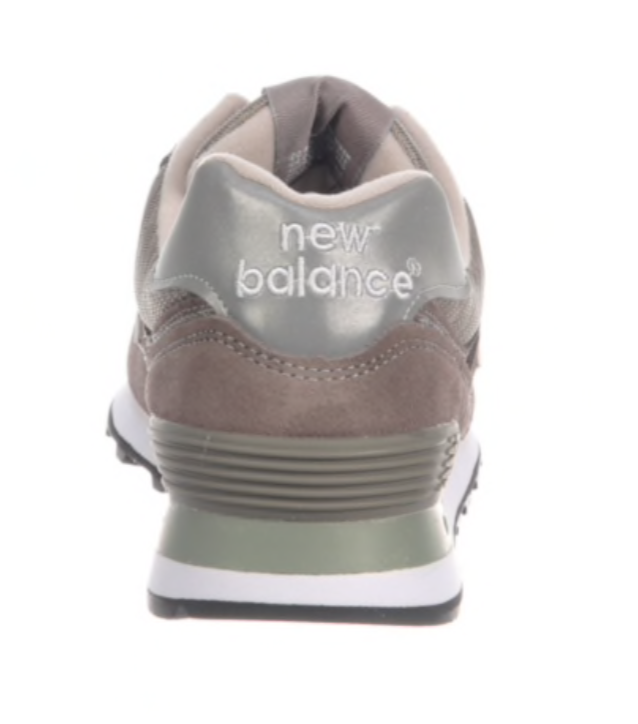 NEW BALANCE 574 CLASSIC SIZE GRAY Damenschuhe'S SNEAKERS 1376 SIZE CLASSIC 6.5 B d67524