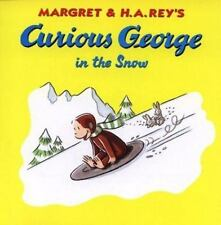 Curious George: Curious George in the Snow by H. A. Rey and Margret Rey (1998, Paperback)