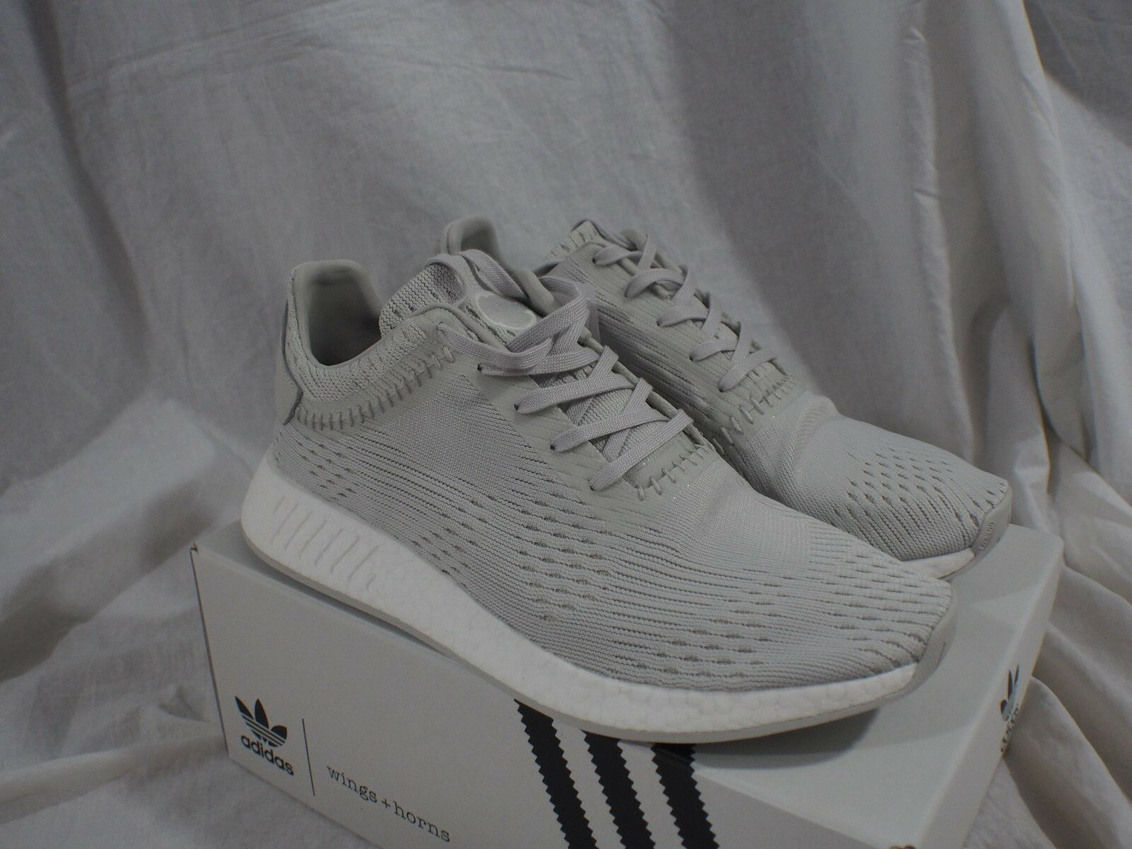 Adidas NMD R2 Wings + Horns Primeknit Hint BB3118
