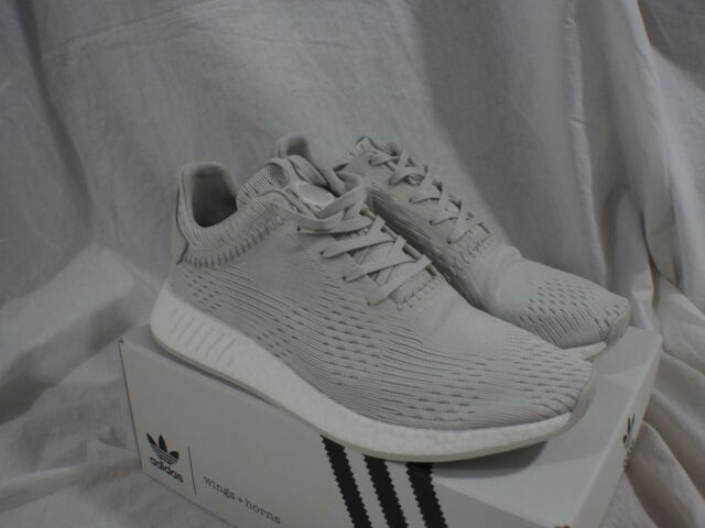 new arrival 3c4e7 b40ac Adidas NMD R2 Wings + Horns Primeknit Hint BB3118