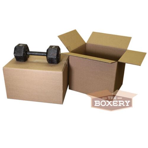 Heavy Duty Single Wall Boxes 12x10x6/'/' 25//pk