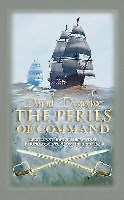 1 of 1 - The Perils of Command (The John Pearce Naval Series)-ExLibrary