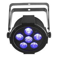 Chauvet SlimPar H6 USB Low-Profile 6in1 RGBAW+UV LED Washlight D-Fi Light Effect