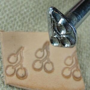 Vintage-Baron-Tool-257-Cherries-Stamp-Leather-Stamping-Tool