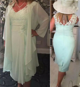 Mint Green Mother of the Bride Dresses