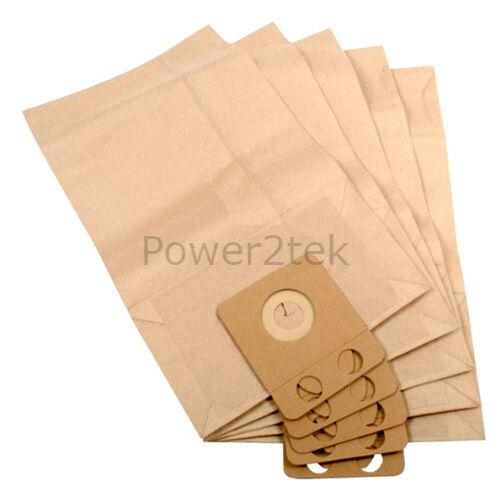 10 x GD sacchetti polvere per Nilfisk BACKUUM GA100 famiglia cdf2000 ASPIRAPOLVERE