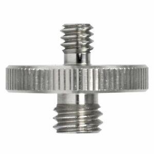 1-4-034-20-Male-to-3-8-034-16-Male-Convert-Screw-Adapter-For-Tripod-Camera