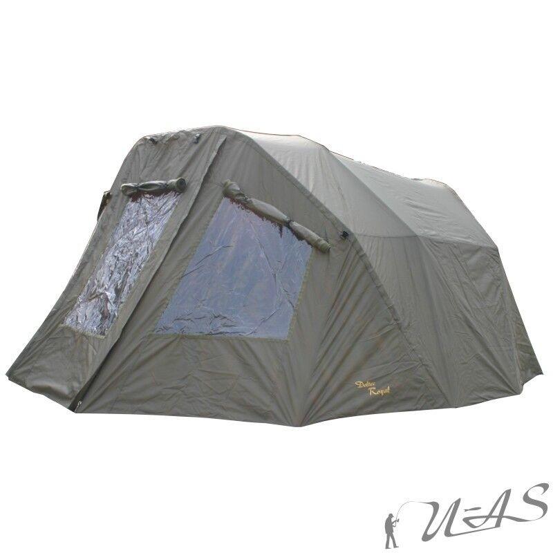 DELTA Fishing inverno SKIN overwrap per Carp Dome Tenda 2man n. 2012