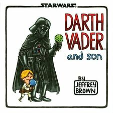 Darth Vader and Son by Jeffrey Brown (2012, Hardcover)
