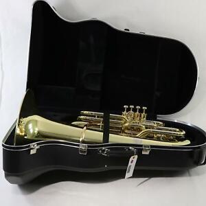 Enthousiaste B&s Modèle 4197 5-valve 4/4 Cc Tuba En Laque Menthe Modèle D'affichage-afficher Le Titre D'origine