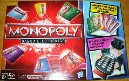Monopoly Electronic Banking Board Game 2011 WORKS EXCELLENT CONDITION! TESTED