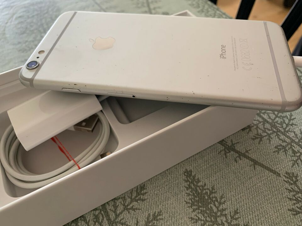 iPhone 6 Plus, 64 GB, aluminium