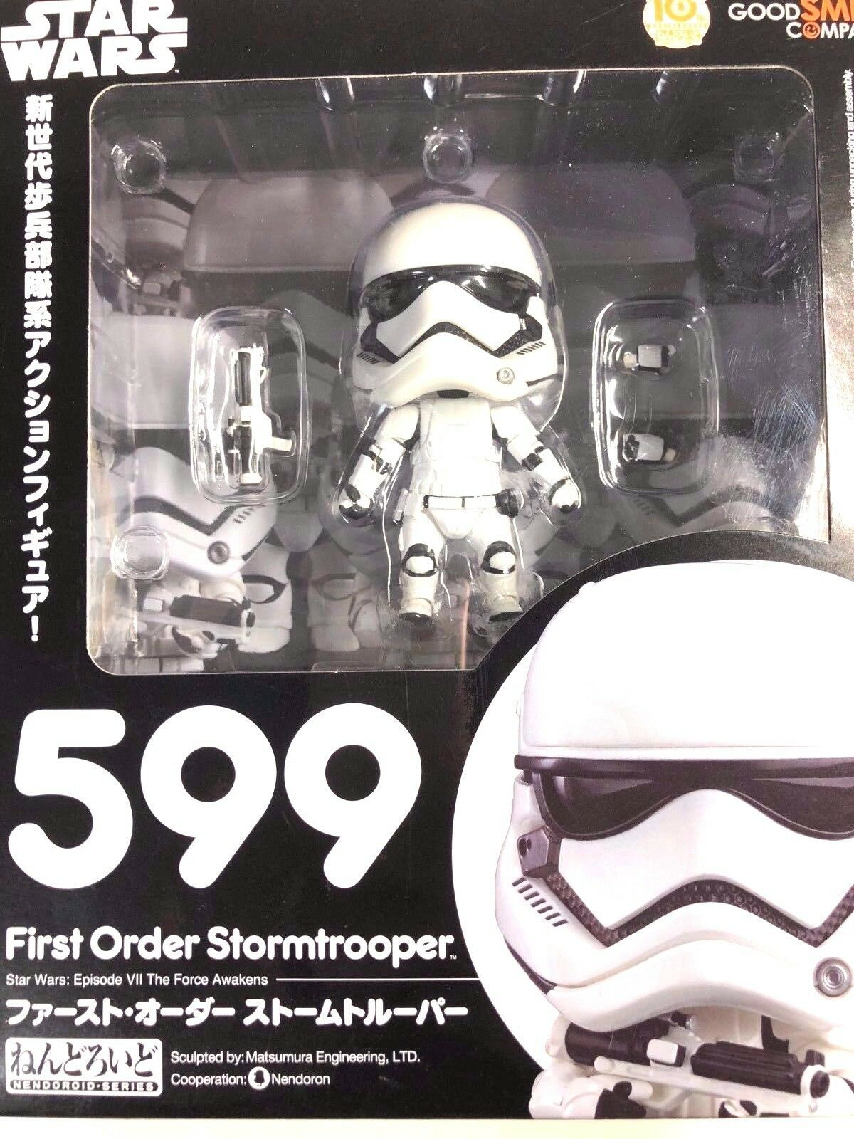 Free Shipping from Nendoroid Japan Authentic Nendoroid from Stormtrooper Star Wars Episode 4 cfef01