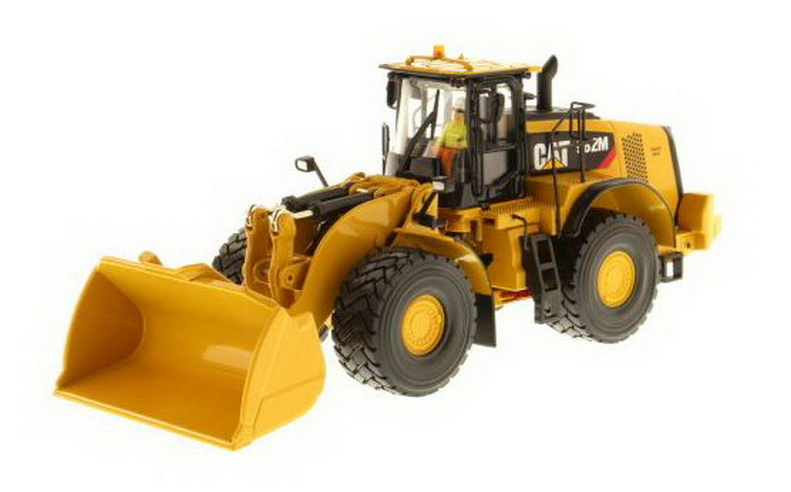 1 50 DM CATERPILLAR CAT 982 M Wheel Loader Diecast Model  85292